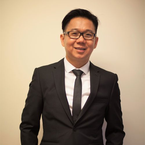 Mr. Nelson Chuah, RFP, LPA