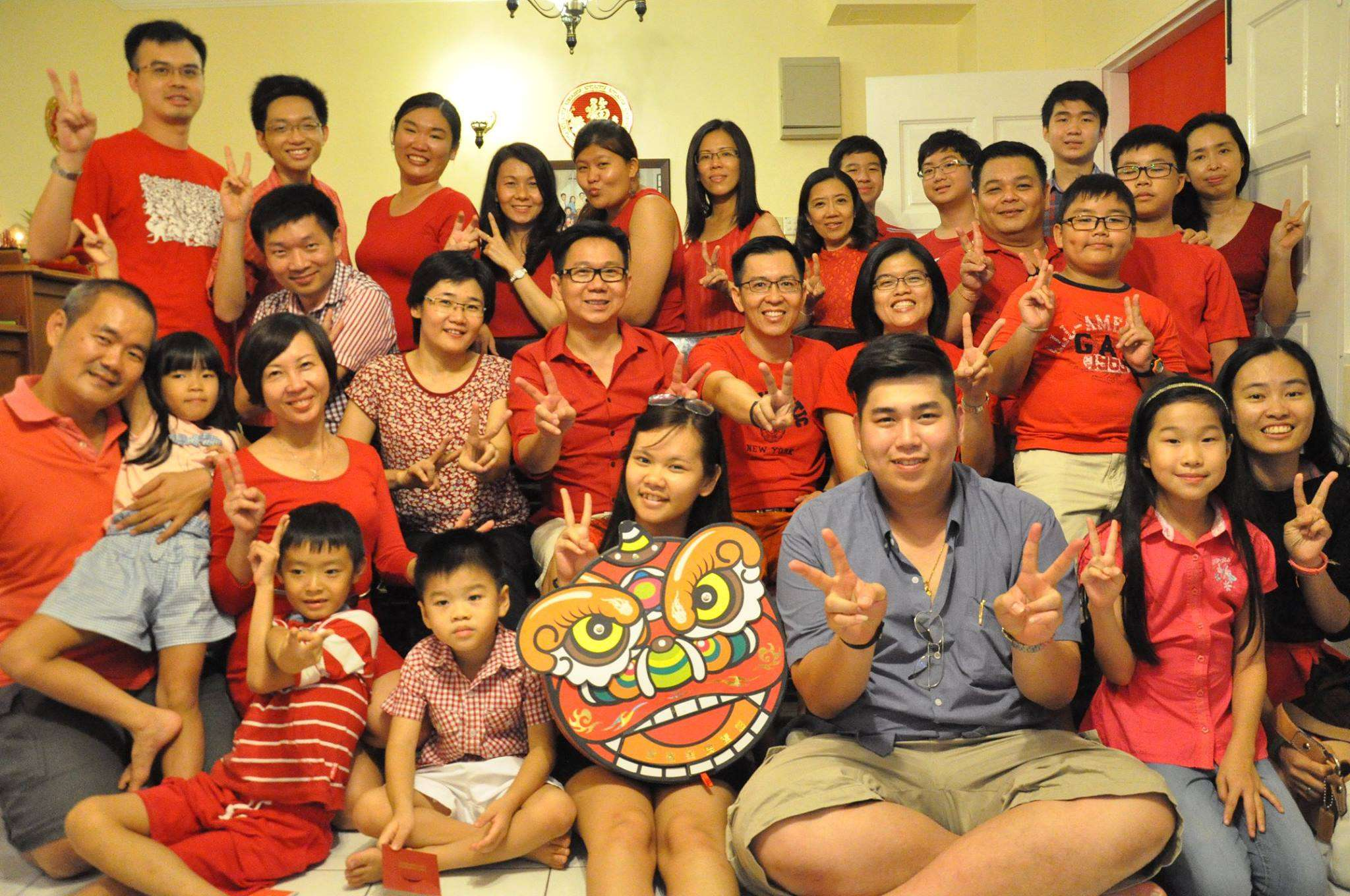 CNY's Open House